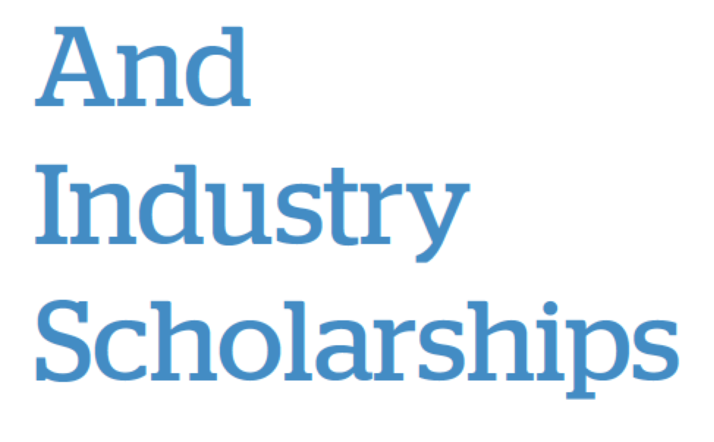 Industry Scholarships